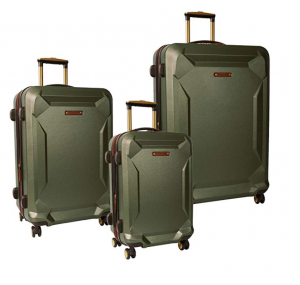 timberland luggage set