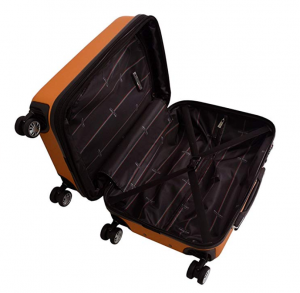 Mia Toro luggage review