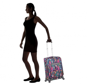 lily bloom carry on luggage