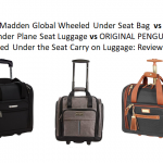 original penguin luggage review TPRC Luggage