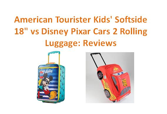 509c03854f25 American Tourister Kids' Softside 18
