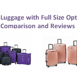 Best Luggage with Full Size Options Comparison and Reviews