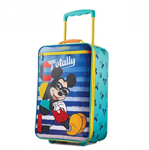 "American Tourister Kids' Softside 18"" Upright"