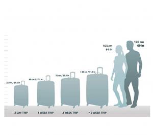 delsey paris luggage reviews