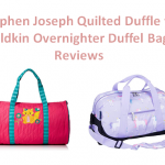 Stephen Joseph Quilted Duffle vs Wildkin Overnighter Duffel Bag: Reviews