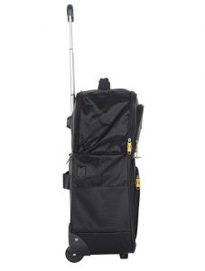 """Lucas Luggage 15"""" Carry On Expandable Wheeled Under Seat Bag with USB Port Review"""