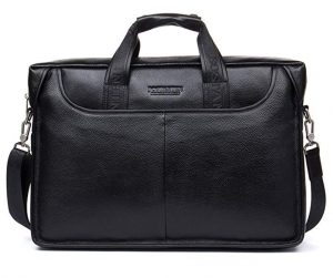 BOSTANTEN Leather Briefcase Laptop Handbag Messenger Business Bags for Men Review