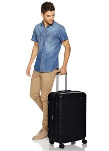 AmazonBasics 24 inches Hardside Spinner Luggage Review
