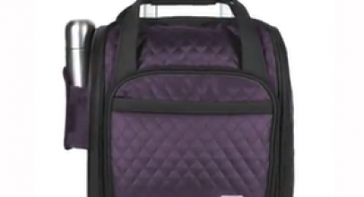 d46644e41 Travelon Wheeled Underseat Carry-On With Back-Up Bag Review 2019 - Luggage  Spots